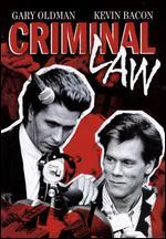 Criminal Law - Martin Campbell