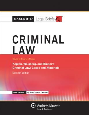 Criminal Law - Wolters Kluwer Law & Business (Creator)