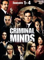 Criminal Minds: Seasons 1-4 -