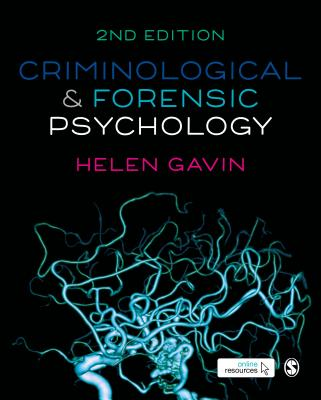 Criminological and Forensic Psychology - Gavin, Helen