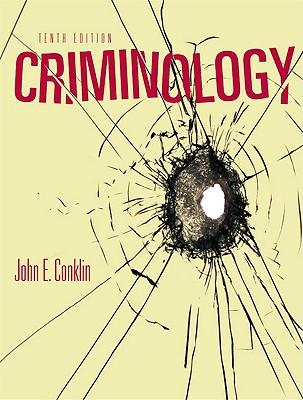 9780205608966 criminology john e conklin criminology conklin john e fandeluxe Image collections