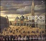 Croce: Motetti & Sacrae Cantiones