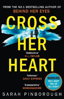 Cross Her Heart - Pinborough, Sarah