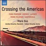 Crossing the Americas