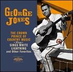 Crown Prince of Country Music/Sings White Lightning