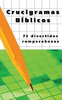 Crucigramas Biblicos: 72 Rompecabezas Divertidos - Barbour Publishing (Creator)