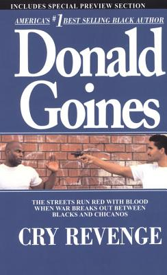 Cry Revenge - Goines, Donald