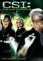 CSI: Crime Scene Investigation: Season 12 -