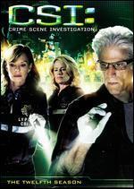 CSI: Crime Scene Investigation - The Twelfth Season [6 Discs]