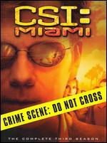 CSI: Miami - The Complete Third Season [7 Discs]