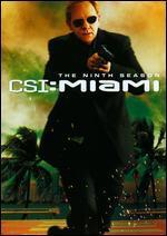 CSI: Miami - The Ninth Season [6 Discs]