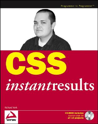 CSS Instant Results - York, Richard