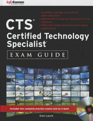 CTS Certified Technology Specialist Exam Guide - Laurik, Sven