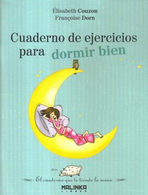 Cuaderno de Ejercicios Para Dormir Bien - Couzon, Elisabeth