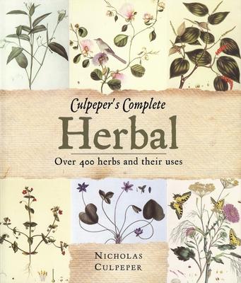 Culpepers Herbal - Culpeper, Nicholas
