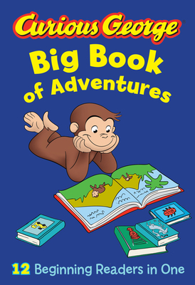 Curious George Big Book of Adventures (Cgtv) - Rey, H A