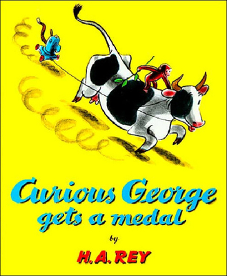 Curious George Gets a Medal - Rey, H A