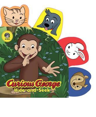 Curious George Hide-And-Seek - Rey, H A
