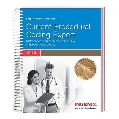 Current Procedural Coding Expert: CPT Codes with Medicare Essentials Enhanced for Accuracy - Ingenix (Creator)