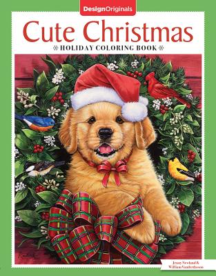 Cute Christmas Holiday Coloring Book - Newland, Jenny