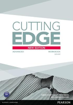 Cutting Edge Advanced New Edition Workbook with Key - Williams, Damian