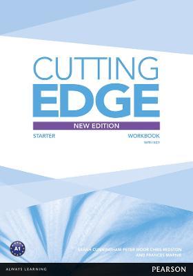 Cutting Edge Starter New Edition Workbook with Key - Marnie, Frances