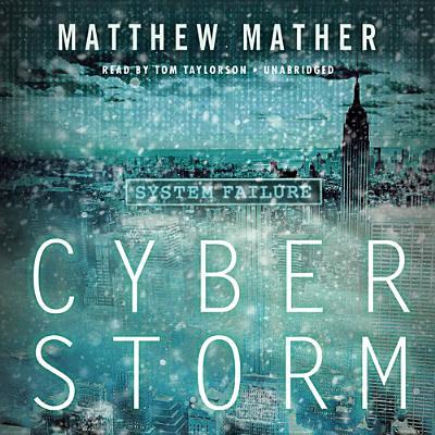 Cyberstorm - Mather, Matthew