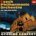 Czech Philharmonic Orchestra Opening Concert