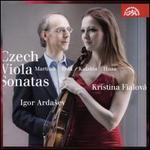 Czech Viola Sonatas: Martinu, Feld, Kalabis, Husa