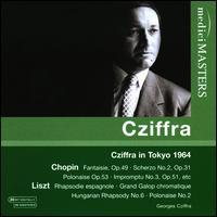 Cziffra in Tokyo, 1964 - György Cziffra (piano)