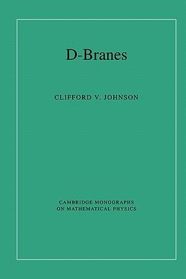 D-Branes - Johnson, Clifford V