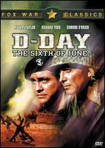 D-Day, the Sixth of June - Henry Koster