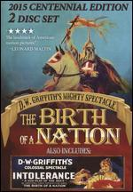 D.W. Griffith's American Epic The Birth of a Nation [Centennial Edition] [2 Discs]