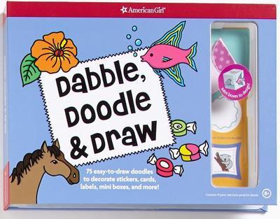 Dabble, Doodle & Draw - Thom, Kristi