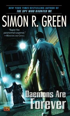 Daemons Are Forever - Green, Simon R