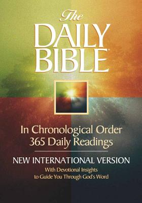 Daily Bible-NIV-Compact - Smith, F LaGard (Commentaries by)