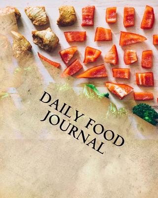 Daily Food Journal - Books, Health & Fitness