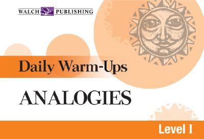 Daily Warm-Ups for Analogies - Walch Publishing