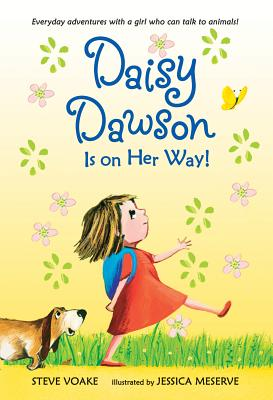 Daisy Dawson Is on Her Way! - Voake, Steve
