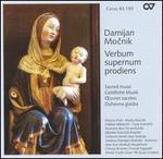 Damijan Mocnik: Verbum supernum prodiens