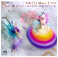 Danças Brasileiras - Orquestra Sinfónica do Estado de São Paulo - OSESP; Roberto Minczuk (conductor)