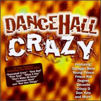 Dancehall Crazy - Various Artists