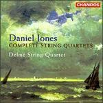 Daniel Jones: Complete String Quartets
