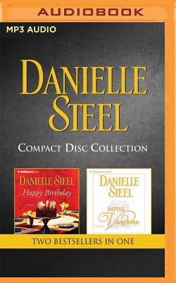 Danielle Steel - Collection: Happy Birthday & Hotel Vendome - Steel, Danielle, and Dawe, Angela (Read by), and Stella, Fred (Read by)