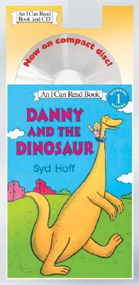 Danny and the Dinosaur Book and CD - Hoff, Syd