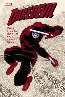 Daredevil By Mark Waid - Volume 1 - Waid, Mark, and Rivera, Paolo M. (Artist), and Martin, Marcos (Artist)