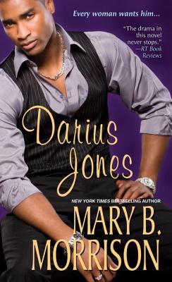 Darius Jones - Morrison, Mary B