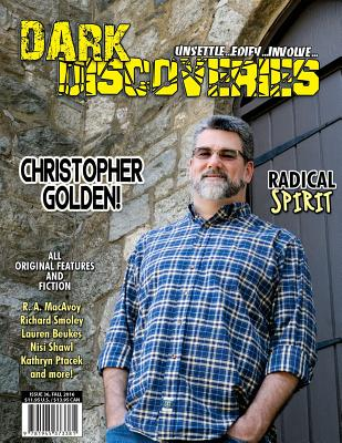 Dark Discoveries - Issue #36 - Golden, Christopher, and Beukes, Lauren, and Shawl, Nisi