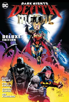Dark Nights: Death Metal: Deluxe Edition - Snyder, Scott