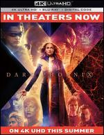Dark Phoenix [Includes Digital Copy] [4K Ultra HD Blu-ray/Blu-ray]